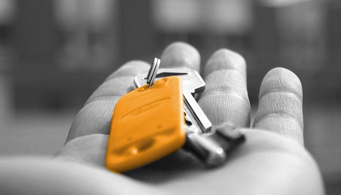 Schlüsselübergabe Schlüsselfertig