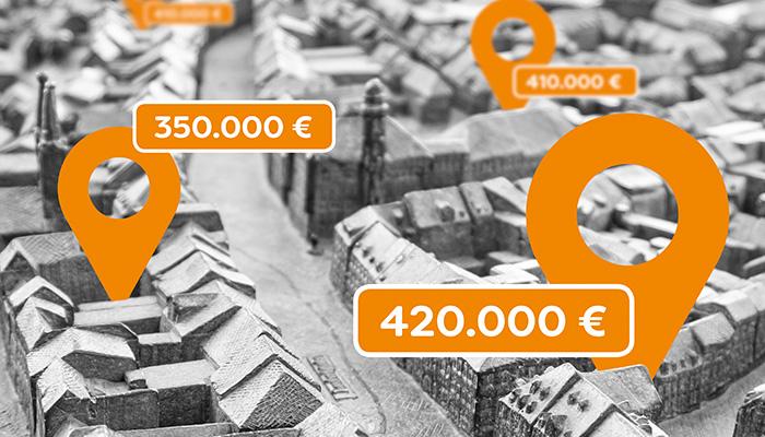Unsere Immobilienmakler ermitteln den Marktwert Ihrer Immobilie
