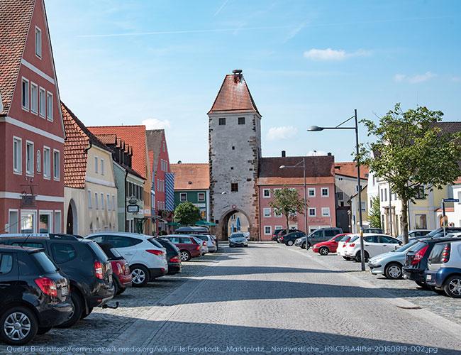 Immobilienmakler-Büro Freystadt
