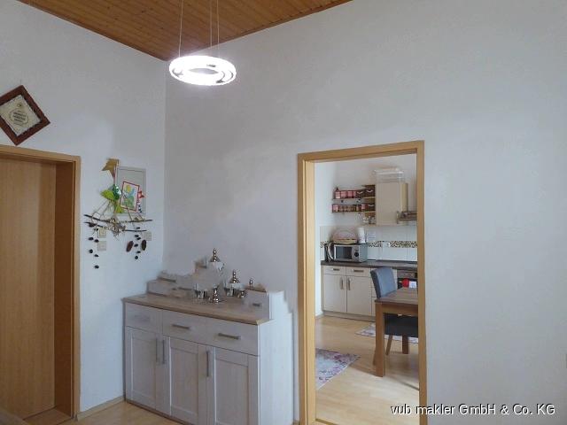 Wohnung Übergang Flur Küche