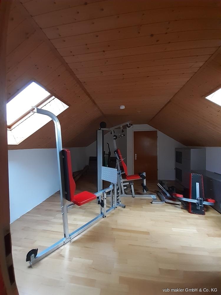 Fitnessraum-Altbau