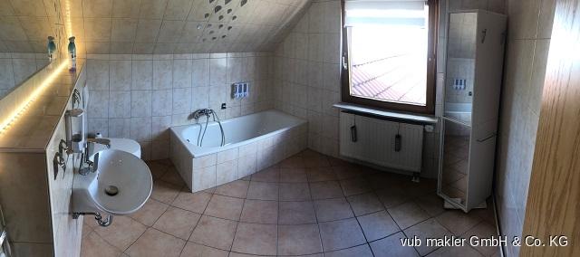 Bad+WC-Dachgeschoss
